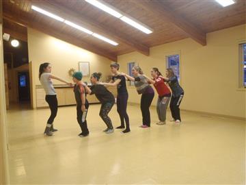 Never Dance Alone-a-thon