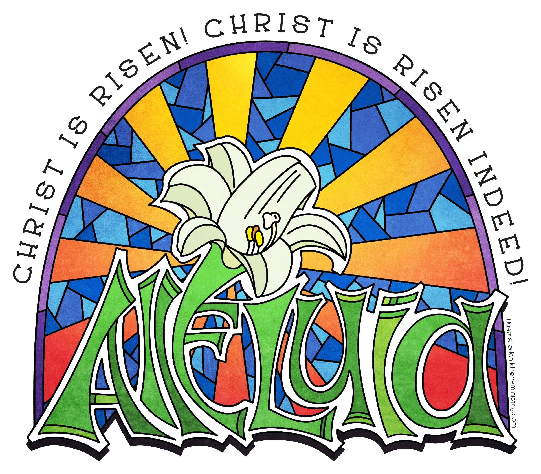 Easter Sunday - Raising the Alleluias
