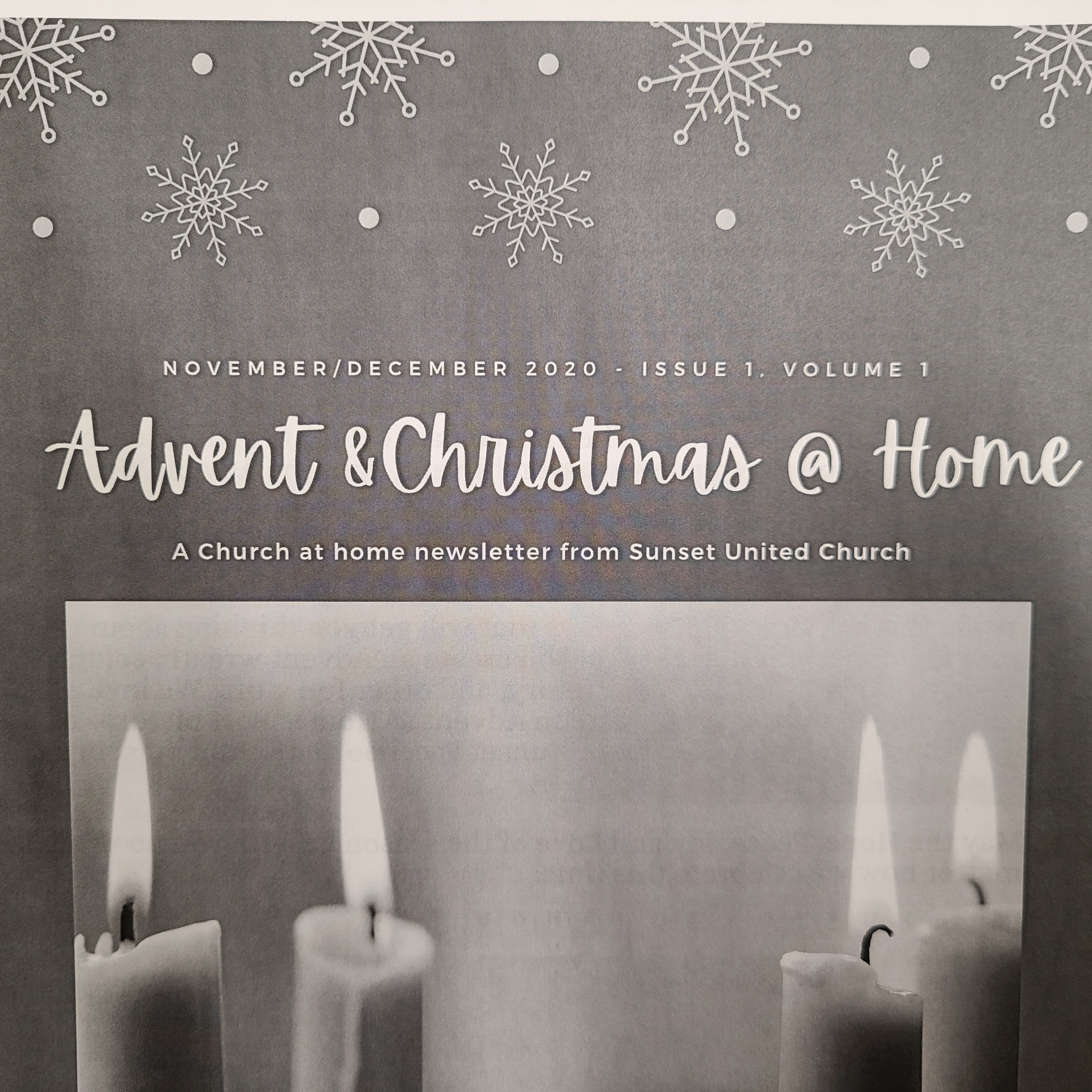 Advent To-Go Box